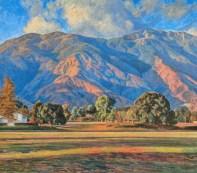 Manuel Cabré, el pintor del Ávila. Nació en Barcelona, España, y murió en Caracas Venezuela. Fue un paisajista insigne.