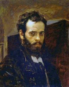 Autorretrato de Antonio Herrera Toro, 1887. Coleccion Galería de Arte Nacional, GAN
