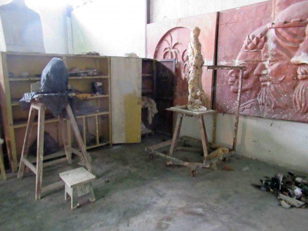 Taller Municipal de Arte Rafael Calvo, Barinas. Patrimonio cultural de Venezuela en peligro.