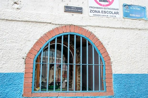 Barrio El Calvario, municipio El Hatillo, estado Miranda. Proyecto Arqueología simbólica de El Calvario. Reconocimiento, valoración y registro fotogramétrico de los bienes patrimoniales de la barriada.