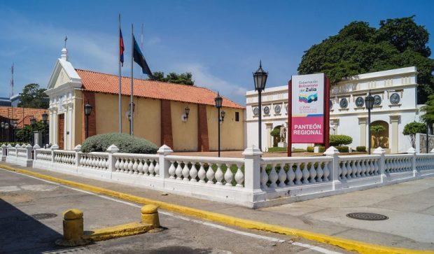 Panteón Regional del Zulia. Patrimonio de Venezuela en peligro.