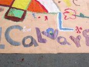 Décadas de organización y siembra cultural hacen de El Calvario en un modelo positivo para otras barriadas de Venezuela. Foto Luis Chacín, noviembre 2018