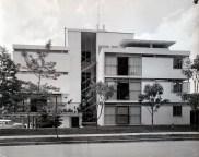 Edificio San Carlos, de Tomás José Sanabria. Las Mercedes, Caracas. Foto Arq. Tomás José Sanabria, en Redfundamentos, 2014.