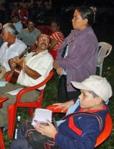 2005. Velorieros en el municipio Ospino, Portuguesa. Tamunangue o sones de negro entre Lara y Portuguesa. Patrimonio cultural de Venezuela.
