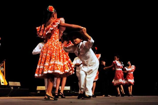El joropo es una expresión arraigada en toda Venezuela. Foto Andreína Blanco, AVN
