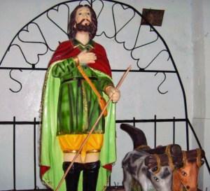 San Isidro Labrado. Municipio Brión, estado Miranda. Foto IPC