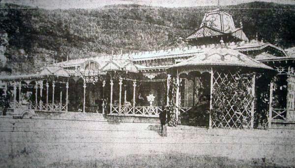 Fachada de Villa Zoila,