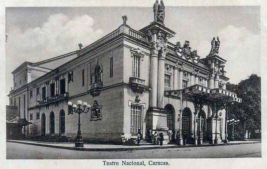 Teatro Nacional, Fuente Carthalia