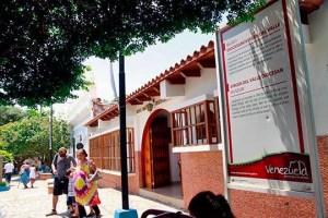 Fachada del Museo Diocesano Virgen del Valle, en Nueva Esparta. Foto diario Panorama, 2009.