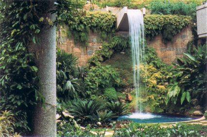 J.S Residencia Halfen, Caracas 1992. Foto Colección John Stoddart.