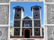 Iglesia San Miguel Arcángel, El Palmar, estado Bolívar. Foto Gabrielphoto985_Wikimedia Commons, diciembre de 2014. copia