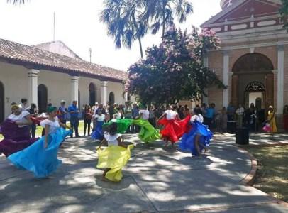 Actividad cultural en el Museo de Barquisimeto. Foto Museo Barquisimeto_Facebook, 11 de agosto de 2019.