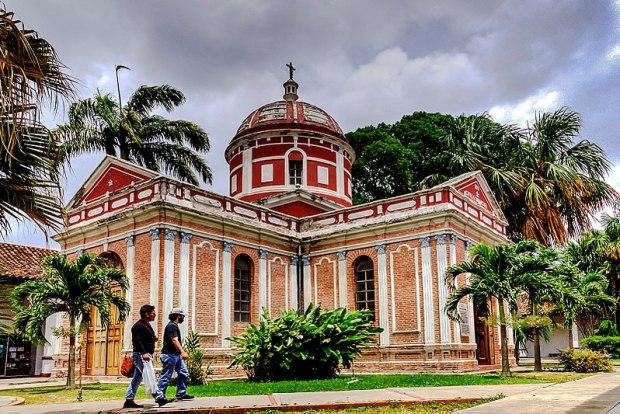 Capilla San Miguel, del Museo de Barquisimeto. Foto Rodolfo Pimentel, mayo 2015.