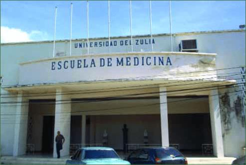 Ciudad Universitaria Doctor Antonio Borjas Romero, Universidad del Zulia