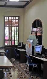 "Casa de la Historia ""Lorenzo A. Mendoza Quintero"". Sala de lectura. Foto: Mayerling Zapata López."