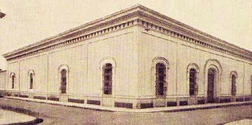El inmueble fue refaccionado notoriamente en 1925 y en la década de los 70.