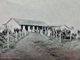 Ferrocarril Bolívar. Estación Barquisimeto. El Cojo Ilustrado 1908. Aporte Derbys Alexis Suarez @fundhea para @RielesVenezuela.