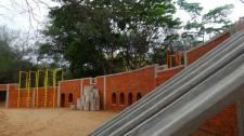 Ek Castillito, un lugar especial para los niños en el Jardín Botánico de Maracaibo.