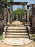 quadrangle, polonnaruwa