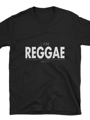 i AM Reggae Short-Sleeve Unisex T-Shirt