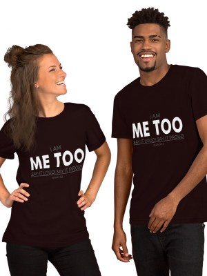i AM Me Too Short-Sleeve Unisex T-Shirt