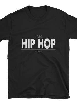 i AM Hip Hop Short-Sleeve Unisex T-Shirt
