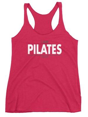 i AM Pilates Women's Racerback Tank