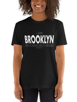 i AM Brooklyn Short-Sleeve Unisex T-Shirt