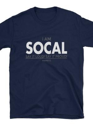 i AM SOCAL Short-Sleeve Unisex T-Shirt