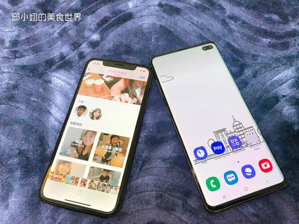 Samsung Galaxy S10 Plus開箱-40
