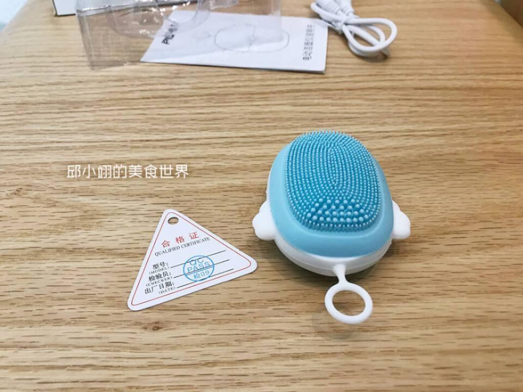 教你如何深層清潔毛孔-PISEN洗臉神器開箱-9