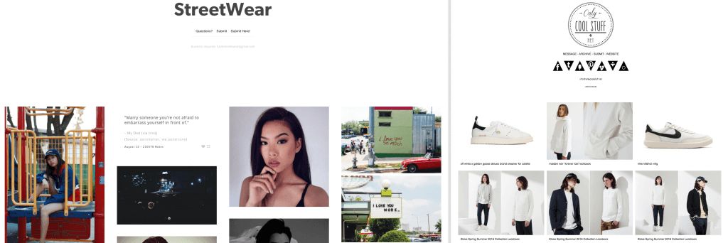 Promote Your Brand Online For Free With Streetwear Blogs