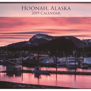 Calendar, For Sale, Alaska, Themed, Hoonah, Small Business