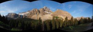 Crowfoot Glacier Pan 2