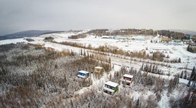 Bringing Ideas to Reality : Life at University of Alaska Fairbank's Sustainable Village