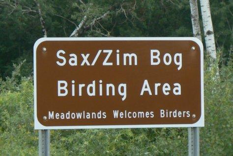 Birding at Sax Zim Bog. Image credit goes to : http://www.askthebirds.org/2012/07/sandhill-cranes-at-sax-zim-bog.html