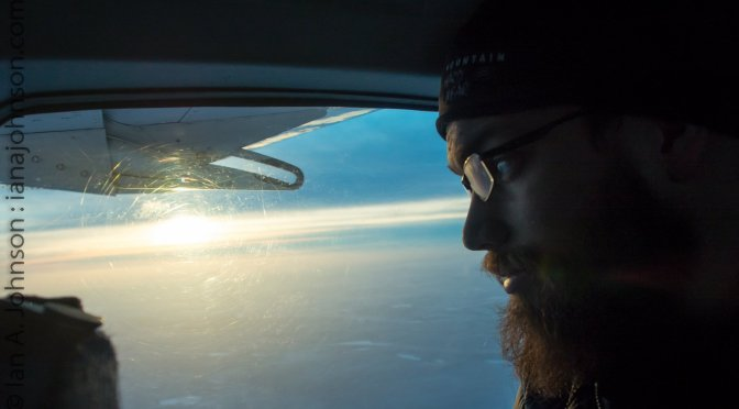 Come Fly With Me! : Fort Yukon, Alaska
