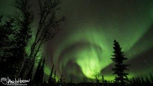 Aurora Big Swirl