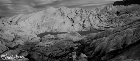 Matanuska Black and White