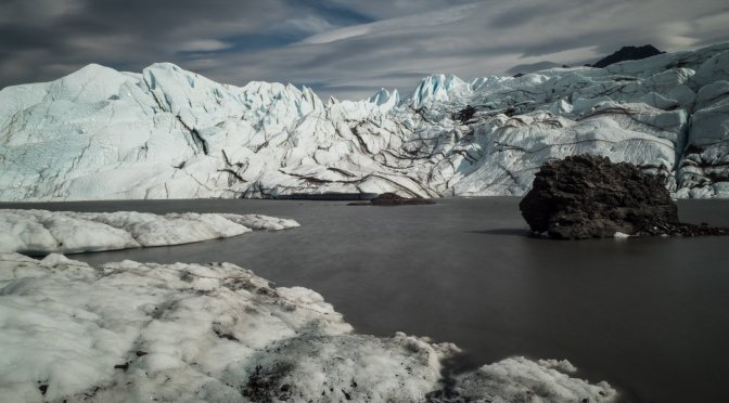 Matanuska Glacier Peril