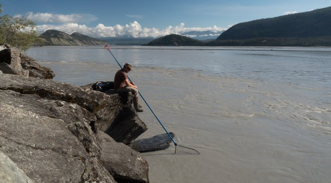 The Scoop on an Alaskan Personal Use Fishery