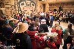 Xunaa Shuka Hit, Tribal Dedicaiton, Hoonah, Glacier Bay National Park, Canoe, Tribal House