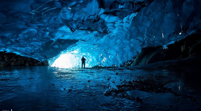 The Mendenhall Glacier Blues