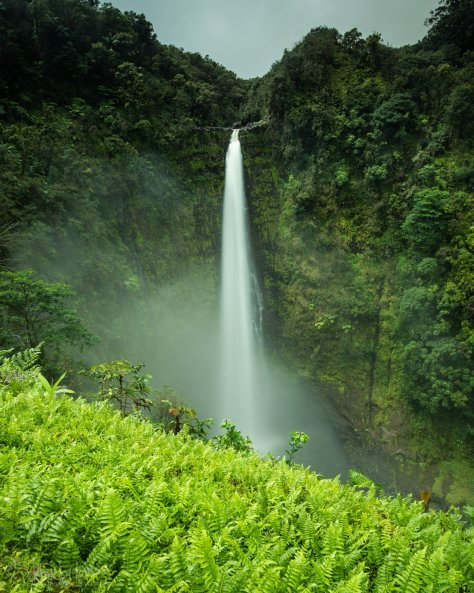 Akaka Falls, Hawaii, Big Island, Travel
