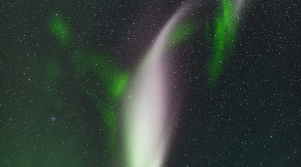 STEVE, Strong Thermal Emission Velocity Enhancement, Alaska, Hoonah, Aurora, Northern Lights