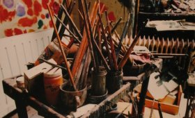 Excavating Francis Bacon's Studio