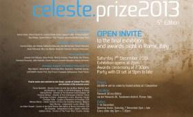 Celeste Prize 2013