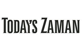 Over a line, darkly | Today's Zaman