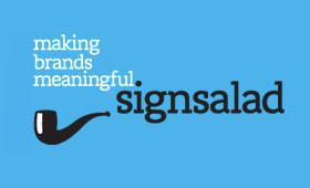 Sign Salad