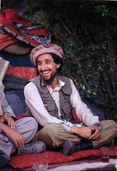 The Last Interview with  Ahmad Shah Masood